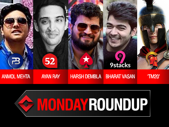 Monday Roundup Mehta, Ray, Dembla, Vasan win titles