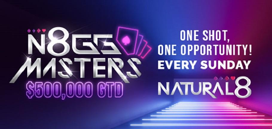 $500k to be won in the weekly N8GGMasters 2020!