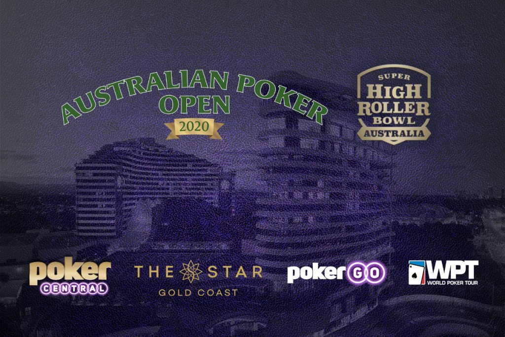 Poker Central set to host Australian Poker Open and SHRB