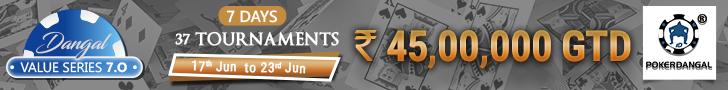 Poker Dangal Series Slim