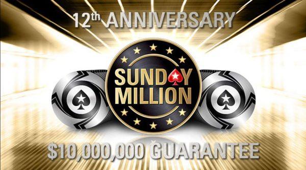 Poker Stars 12th Anniversary