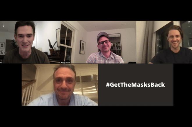 Poker celebrities launch #GetTheMasksBack campaign