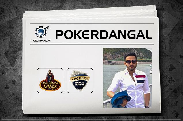 PokerDangal joins PSL as co-owners of Kolkata Kings!