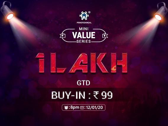 PokerDangal launches Mini Value Series