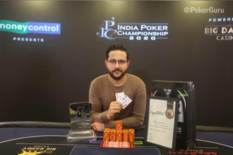 Prajit Ghambir wins record-breaking IPC 15k Head-Hunter!