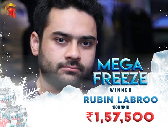 Rubin Labroo Mega Freeze