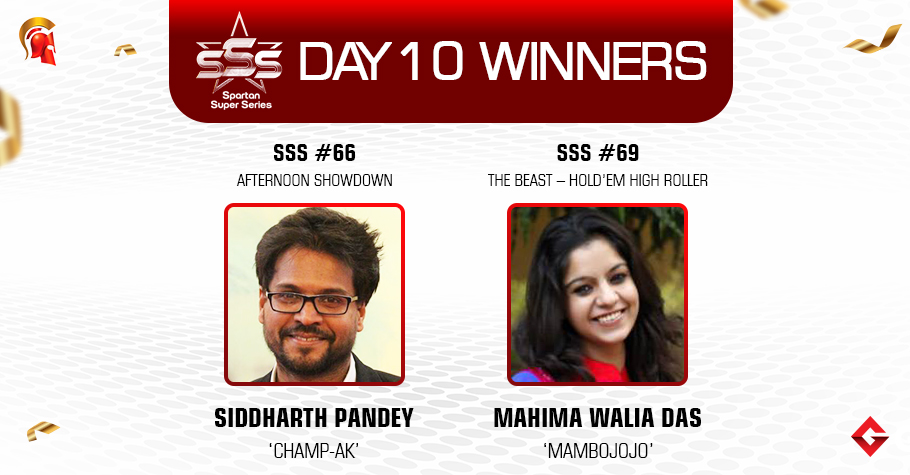 SSS Day 10: Mahima Das triumphs The Beast, Luther finishes second
