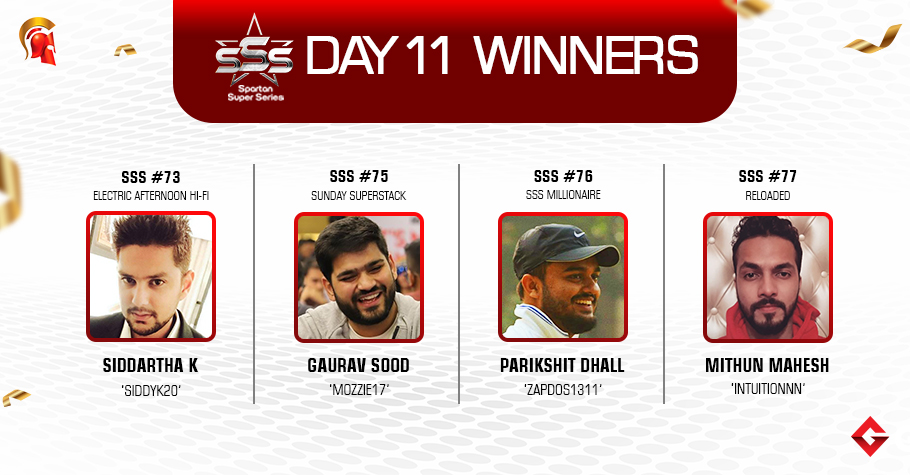 SSS Day 8: Mahima Das triumphs The Beast, Luther finishes second