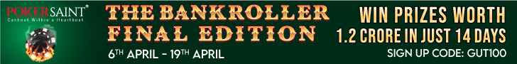PokerSaint banner