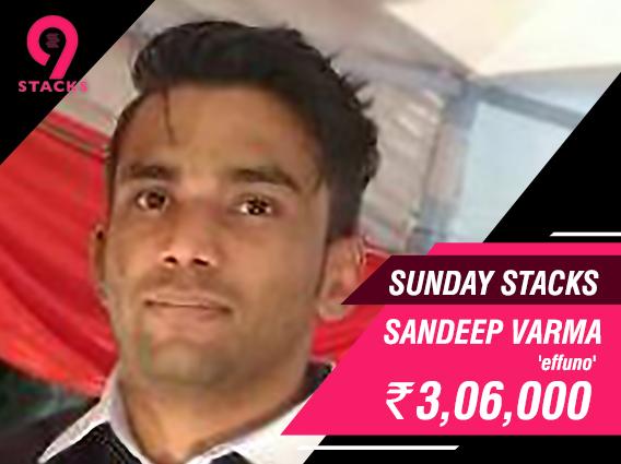 Sandeep Varma Sunday Stacks