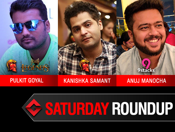 Saturday Roundup: Pulkit Goyal leads Day 1B of Millionaire