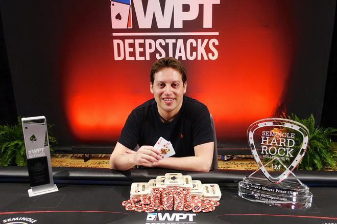 Scott Baumstein WPT Winner
