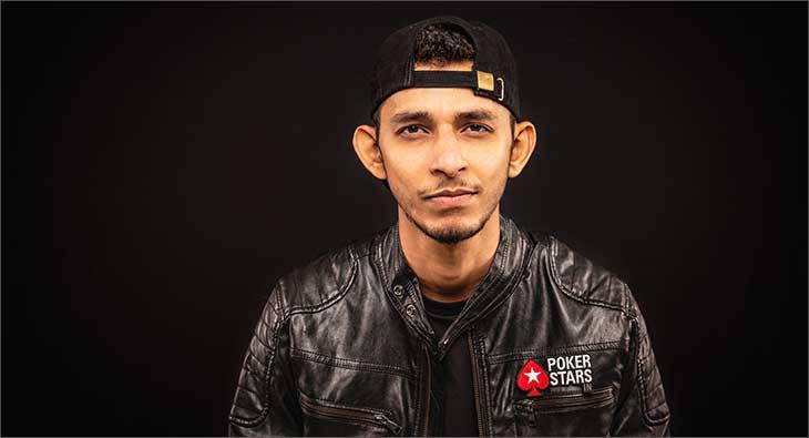 Sharad Rao - Poker Star