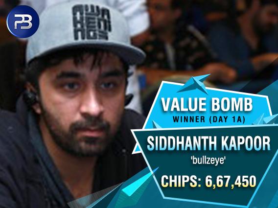 Siddharth Kapoor PokerBaazi
