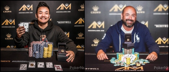 Aussie Millions: Snell wins Opening Event; Edwards triumphs PLO