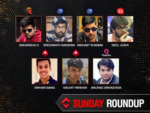 Sunday Roundup: Sriharsha D wins Spartan Sunday SuperStack