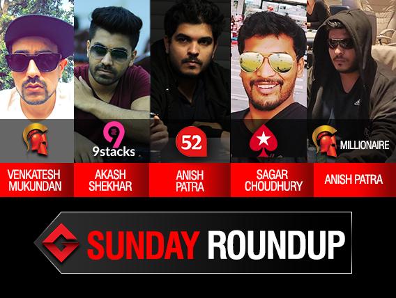 Sunday Roundup: Anish Patra wins Millionaire, Mega Suits