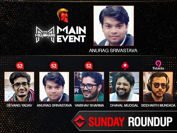 Sunday Roundup: Anurag Srivastava wins IOPC ME, Adda52 Millions