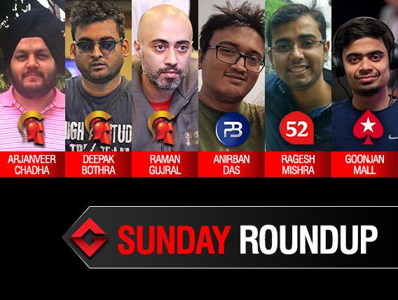 Sunday Roundup Chadha, Bothra, Gujral among Millionaire X5 winners