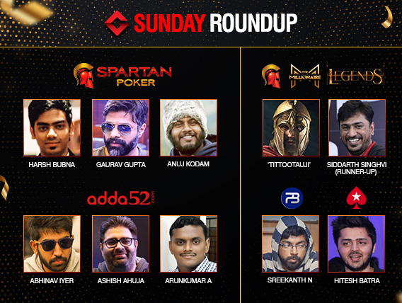 Sunday Roundup Iyer, Ahuja, Anandan win AOPS titles!