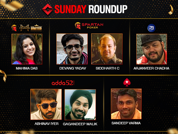Sunday Roundup: Mahima Walia Das becomes the latest Millionaire!