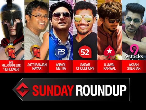 Sunday Roundup: Nayak wins Sunday SuperStack on Spartan