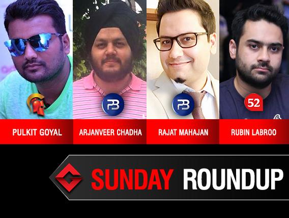 Sunday Roundup: Pulkit Goyal wins SSS Millionaire on Spartan