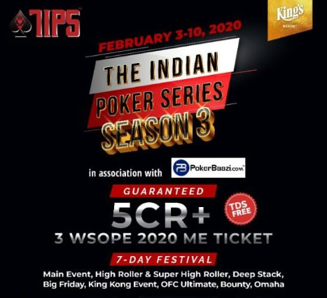 TIPS Season 3 returns to Rozvadov in February 2020