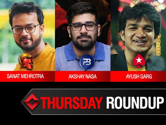 Thursday Roundup: Akshay Nasa wins Summit on PokerBaazi
