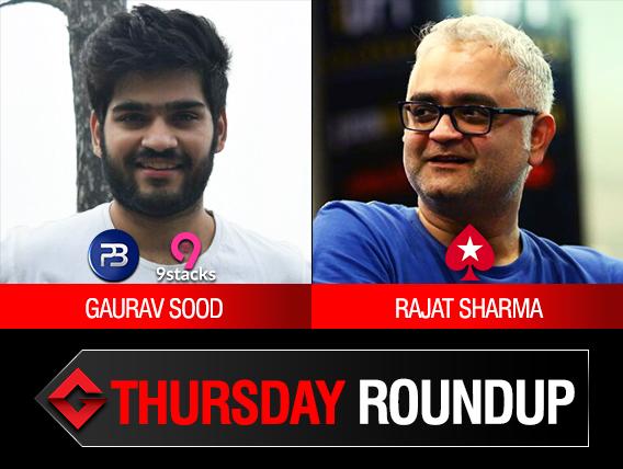 Thursday Roundup: Gaurav Sood, Rajat Sharma among title winners