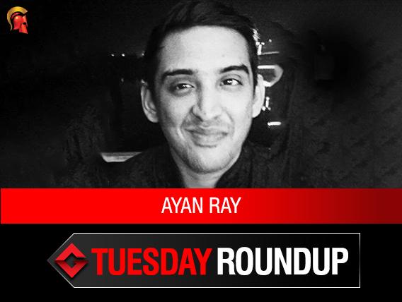 Tuesday Roundup: Ayan Ray wins Mega Stack on Spartan