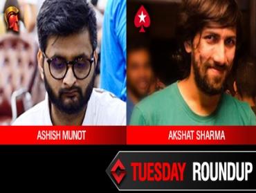 Tuesday Roundup: Munot, Sharma take down flagship events!