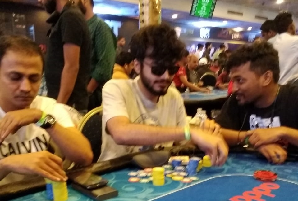 Ujjwal Narwal leads 82 players from Day 1B of WPT Main Event