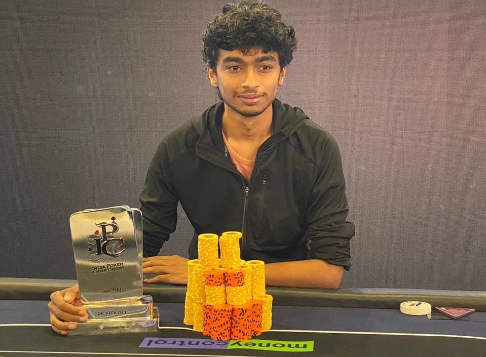 Vinod Megalmani is new IPC 10k Kickoff winner!