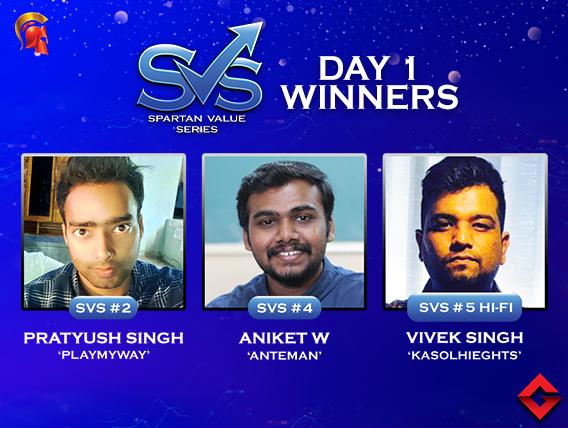 Vivek Singh takes down Hi-Fi on SVS Day 1