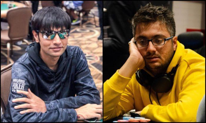 Vivek and Dhawal WSOP 2019