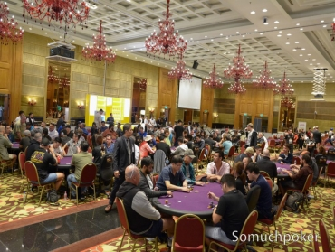 WPT Cambodia 3 Indians progress from Day 1A of Main Event