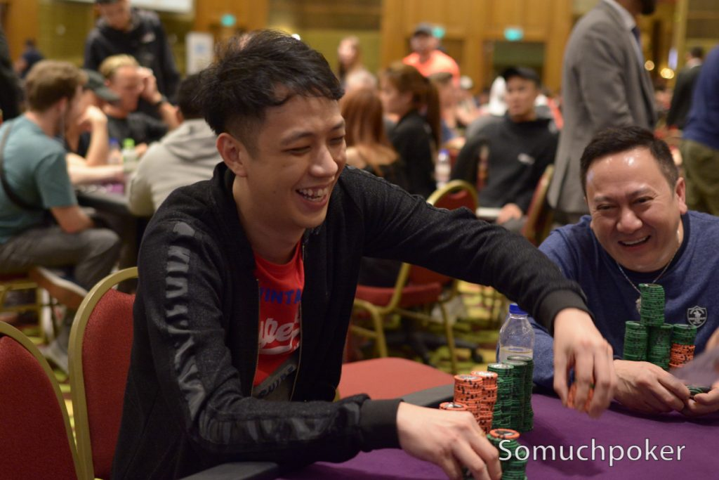 WPT Cambodia ME Kai Fu Wong leads final 9 Iyer ends 20th