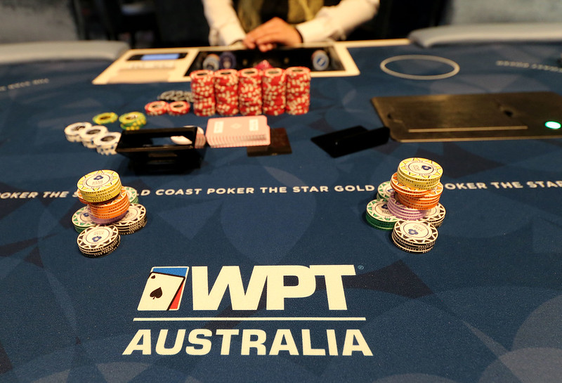 WPT to hold first-ever WPT Main Tour in Australia!