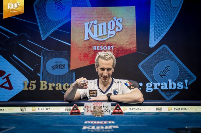 WSOPE: Bertrand Grospellier wins Event #15: The Colossus