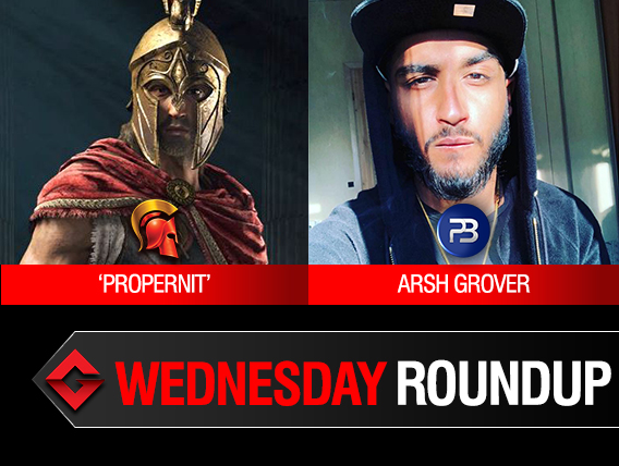 Wednesday Roundup: Arsh Grover takes down G.O.A on PokerBaazi