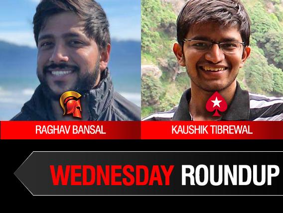 Wednesday Roundup: Bansal and Tibrewal win titles