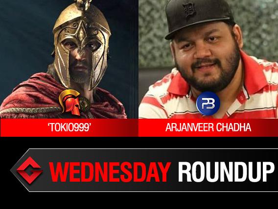 Wednesday Roundup: Chadha triumphs G.O.A on PokerBaazi