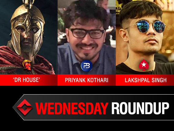 Wednesday Roundup: Lakshpal Singh wins PokerStars' Night on Stars