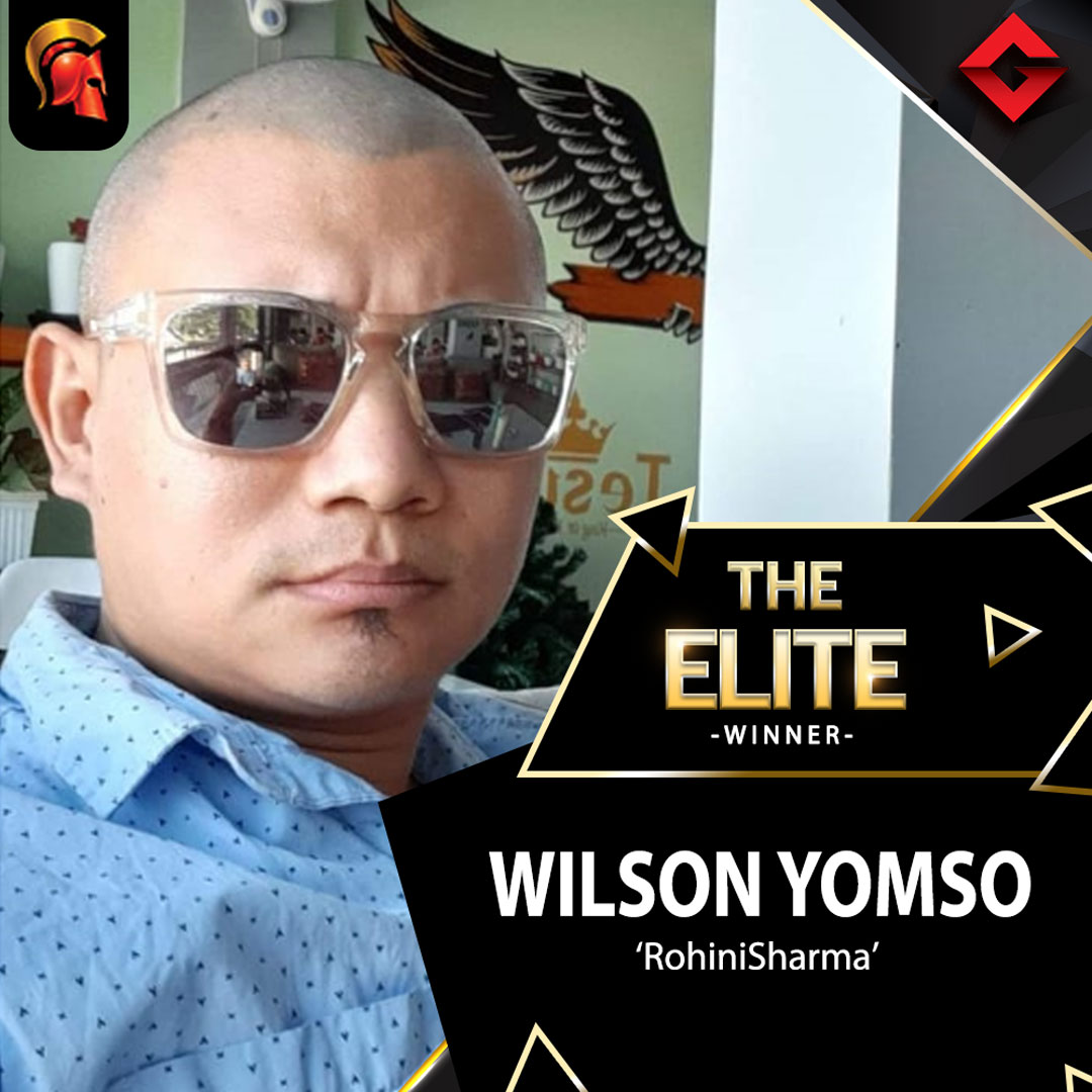 Wilson Yomso takes down The Elite on Spartan