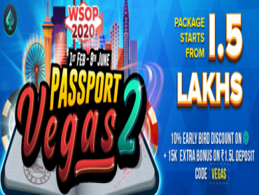 Win a trip to Vegas on Pocket52 to play in WSOP 2020!