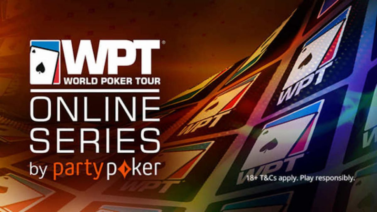 World Poker Tour launches online series with partypoker!