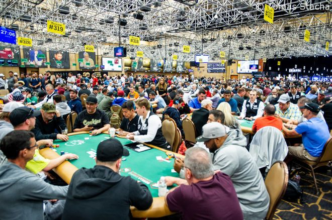 World Series Of Poker announces Dates For $1,500 Events