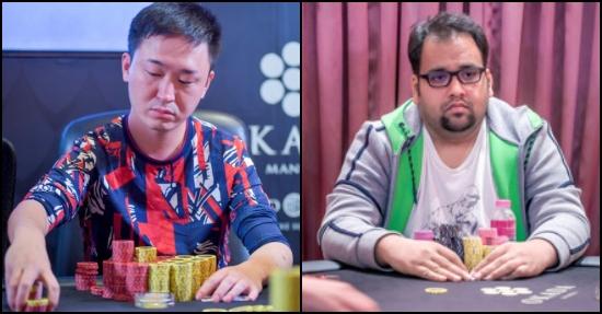 Xijie Sun leads Red Dragon ME; Sahil Agarwal 3rd in High Roller