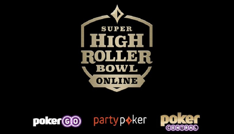 partypoker to host Super High Roller Bowl Online Series